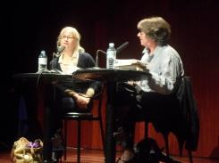 Rencontre avec l'écrivain Brina Svit